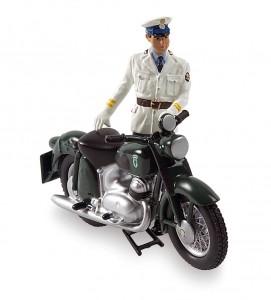 Ficha 183 DKW CON POLICIA